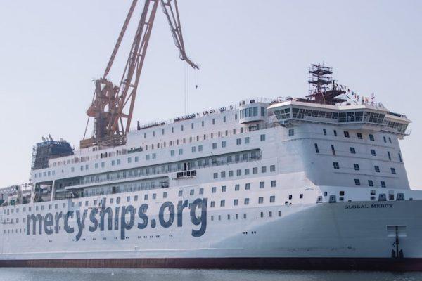 Anuncian la construcción del 'Global Mercy', el buque hospital más grande del mundo